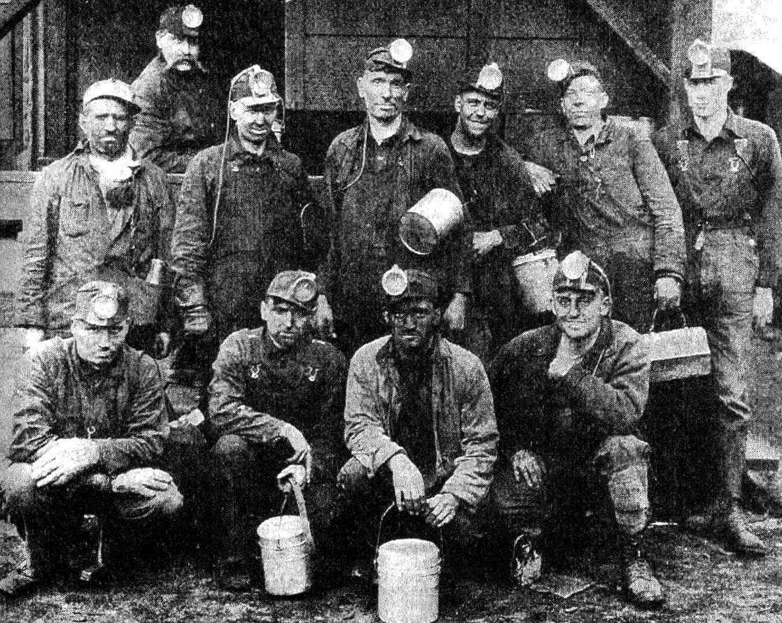 coal creek guys Riding at coal creek with the guyst-36 violators.